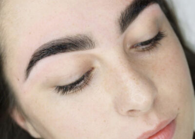 Gallery - Permalash Eyebrows Before and after - Permalash