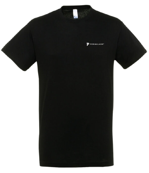 Permalash branded t-shirt - Mens - Permalash tint