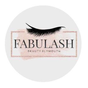 Ambassadors Programme: The logo of Fabulash, a Permalash Ambassador.